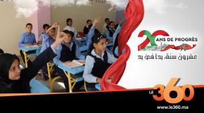 Cover_Vidéo: 20 ans de règne. E9. Education nationale: la réforme (la vraie) enfin!