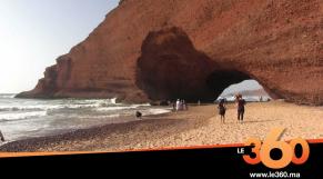 "Cover_Vidéo: Le360.ma •شاطئ الكْزيرة ""جنة المغامرين"" التي تجذب آلاف السياح سنويا"