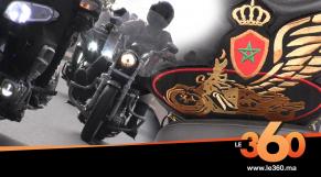 Cover_Vidéo: Le360.ma • Reportage : Départ du tour du Trône du club royal moto