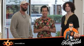 Cover_Vidéo: Le360.ma • نايضة فهوليوود مع سيمو بنبشير الحلقة 20 : مع مع المخرجين العالميين عديل  و بلال