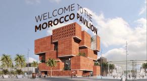 Dubaï 2020 Maquette pavillon Maroc Exposition universelle