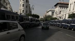 Algérie dispositif de sécurité