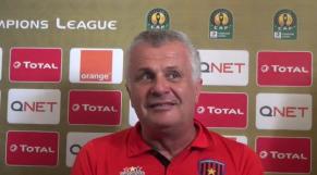 Zoran Manojlovic coach Wydad