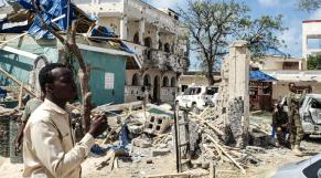 Somalie-Attentat