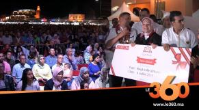 "Cover_Vidéo: Le360.ma •هذه تفاصيل نهائي مسابقة ""طياب بلادي"" بجامع الفنا"