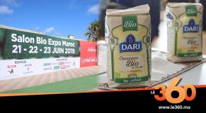 Cover_Vidéo: Le360.ma • Reportage: Dari couspate au salon Bio Expo