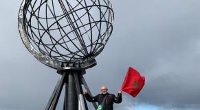 Cover Vidéo - Abdelghani Aboufirass au pôle Nord