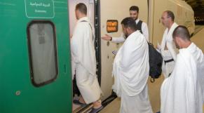Transport au Hajj