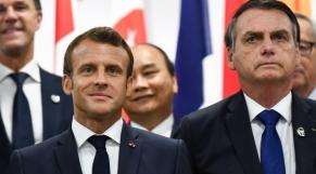 Bolso Macron