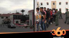 Cover_Vidéo: Le360.ma •هكذا مرت ظروف انتقاء المدعوين للخدمة العسكرية بأكادير