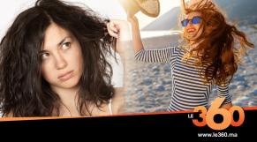 Cover_Vidéo:Le360.ma • Summertime : 5 conseils pour réparer ses cheveux après l'été