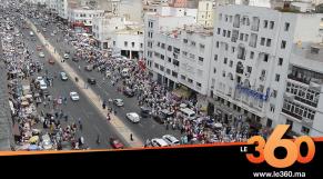 cover vidéo:Le360.ma • اكبر شارع بالدار البيضاء يختنق بسبب الفراشة