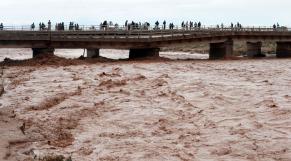 Inondations Taroudant