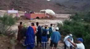 Taroudant drame inondations