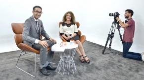 Cover Vidéo - Avec Youssef Jajili-مع يوسف ججيلي Ep2 : ثريا الصواف - Touria Souaf
