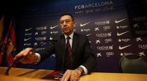 Josep Bartomeu FC Barcelone