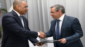 Côte d'Ivoire-Maroc: entretien entre le PDG de la Banque populaire et le ministre ivoirien des Finances