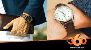 Cover_Vidéo: Le360.ma •Le style, c'est l'homme : 5 façons de bien choisir sa montre quand on est un working boy