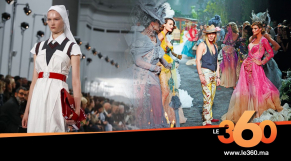 Cover Fashion Week John Galliano