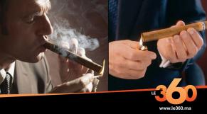 la revue du style, le cigare