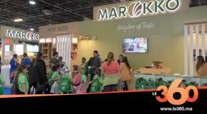 Cover Vidéo - Franc succès du pavillon agricole du Maroc à Budapest