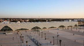 La gare de Kenitra