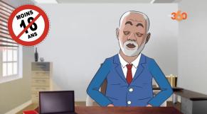 Cover Vidéo - يتيم يتهم حمزة مون بيبي بنشر الصورة الخليعة  ( 18 ـ )