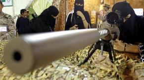 Femmes saoudiennes dans l'armée
