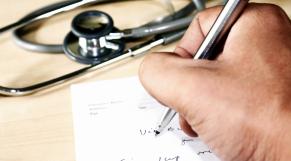 Médecin ordonnance