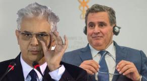 Nizar Baraka et Aziz Akhannouch