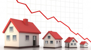 Baisse immobilier