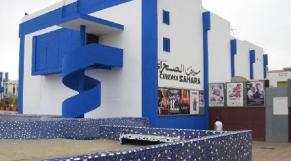 Cinéma Sahara - Agadir