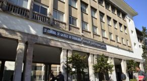 Conseil communal de la ville de Casablanca