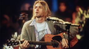 Le gilet de Kurt Cobain