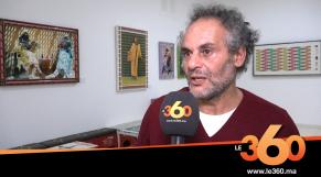 Cover Hassan Hajjaj au Musée Farid Belkahia