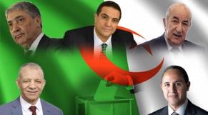 présidentielle algérienne