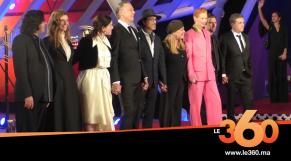 Cover_Vidéo: Le360.ma •أجواء حفل افتتاح المهرجان الدولي للفيلم بمراكش في دورته 18