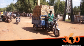 Vidéo-Mali: les motos tricycles, un danger dans la circulation