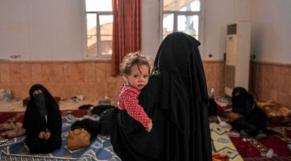 Femmes et enfants marocains de Daech