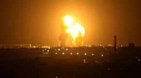 Frappes israéliennes-Hamas