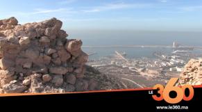 cover: انهيار باب قصبة أكادير أوفلا الشهيرة يثير غضب الساكنة