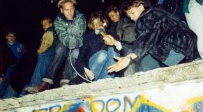 Allemagne-Mur de Berlin
