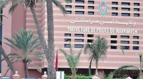 Préfecture de police-Marrakech