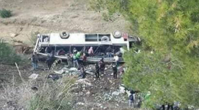 accident de bus