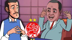 Cover Vidéo - راديو 36: سعيد الناصري رئيس الوداد يوضح تفاصيل الريمونتادا ولقجع يتصل به على المباشر