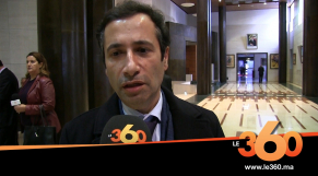 cover: بنشعبون يفسر تصويت على مشروع قانون المالية 2020 امام مجلس المستشارين