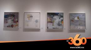 cover: Découvrez à Rabat l'harmonie d'une création collective de trois artistes peintres