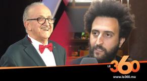 """Cover_Vidéo: Le360.ma •علاء الدين الجم يتحدث عن فيلم """"السيد المجهول"""" وعن علاقته بمحمد الجم"""