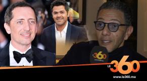 Cover_Vidéo: Le360.ma •رشدي زيم: لا تسألوني عن علاقتي بالمغرب وهذا رأيي في جمال الدبوز وجاد المالح