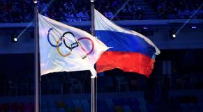 Russie dopage exclusion JO